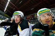 Kadaňští hokejisté stále vyhlížejí první výhru v nové sezoně v Chance lize. Tentokrát doma nestačili na České Budějovice.