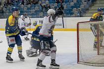 Zápas Chomutova s Přerovem.