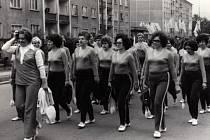 V dalším díle našeho historického seriálu se podíváme do Kadaně, do roku 1975. V květnových dnech tu probíhal okrskový trénink na IV. Československou spartakiádu. Na fotografiích uvidíte řadu cvičenců mnoha generací.