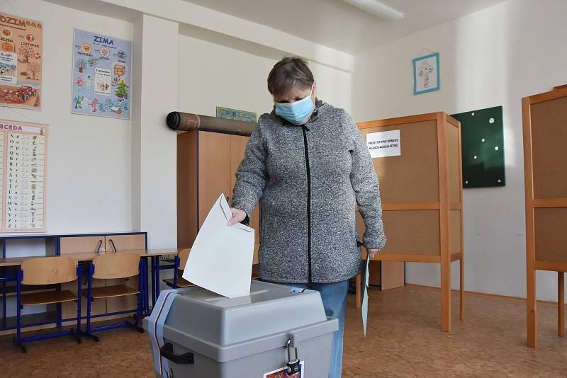 Parlamentní volby začaly.
