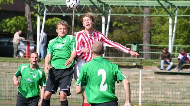 Ilustrační foto FC Chomutov.