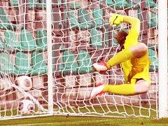 Na podzim porazil Chomutov doma Most 2:0, v sobotu prohrál 0:1.