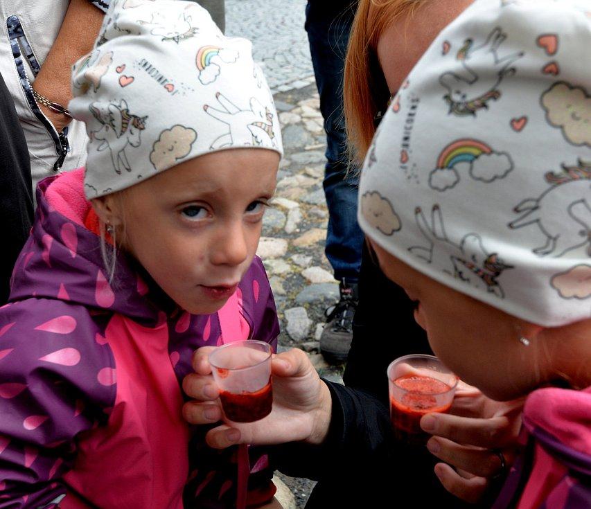 V Kadani rozdávali tipy na marmeládu snů