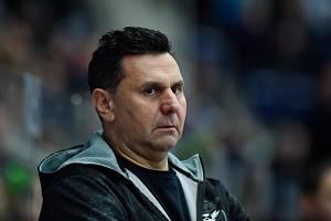 Hokejový trenér Vladimír Růžička.