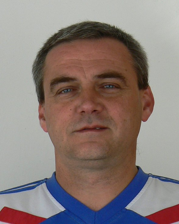 Zdeněk Hlinovský - PRO Sport a Zdraví, 52 let, předseda VK.