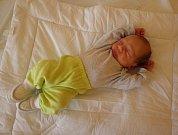 Krásný svatovalentýnský dáreček dostala Lucie Bašková. V úterý 14.2.2017 ve 21:53 hodin se jí totiž v chomutovské porodnici narodil krásný syn Sebastián Deme. Malý Sebastiánek se narodil s váhou 2,95 kg a mírou 49 cm.