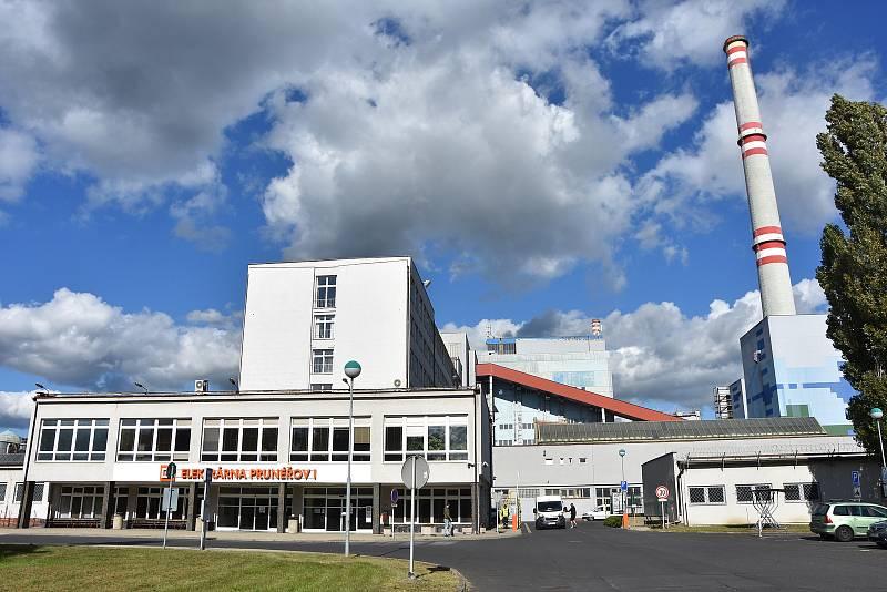 V bývalých elektrárnách Prunéřov by mohla vzniknout gigafactory.