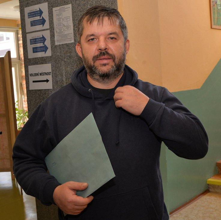 Komunální a senátní volby 2018 v Chomutově.