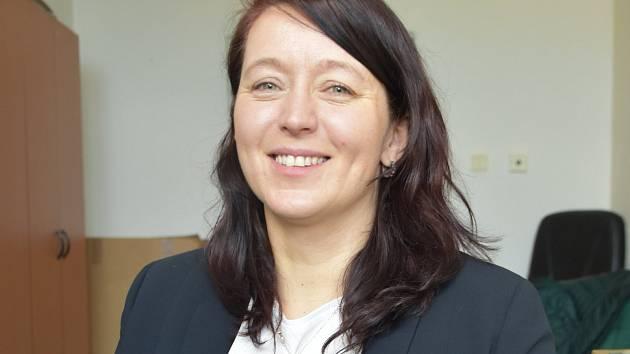 Gabriela Jedličková.