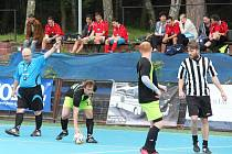 FC Parthenón - Pauls Team Osek 2008 6:3.
