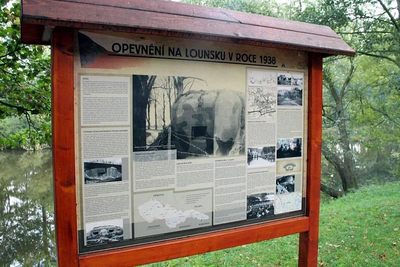 Muzeum Na Kočičáku představilo novou publikaci Obrana Loun v roce 1938.