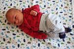 Dominik Holý se narodil 16. dubna 2018 v 7.36 hodin rodičům Radce Houzarové a Vojtěchu Holému z Chomutova. Vážil 3,1 kg a měřil 50 cm.