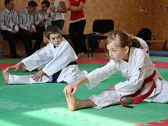Komunitní centrum v Droužkovicích chce nabídnout dětem například výcvik v karate