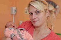 Usměvavé mamince Zdeňce Vejražkové z Radonic se 12. listopadu 2009 v 7:37 hodin v kadaňské porodnici narodila dcerka Terezka. Ta měřila úctyhodných 64 centimetrů a vážila 2280 gramů.