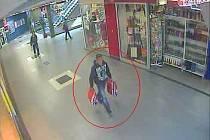 Podezřelý z krádeže