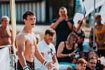 WSWCF Academy Street Workout World Cup 2020 na Kamencovém jezeře