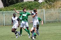 FC Chomutov - VfB Auerbach 2 : 3