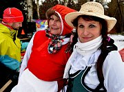 Tradiční karneval lákal všechny generace.