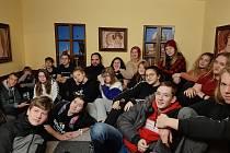 Školáci ze ZŠ Kadaňská Chomutov viděli miliony