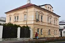 Bývalý hotel Kavalír v Jirkově