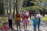 Den Země v Zooparku Chomutov