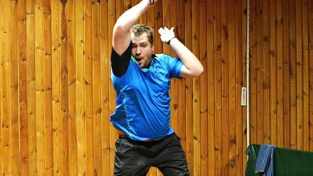 Hráč KST Jirkov B Vojtěch Průša si po dvou zápasech do statistik připsal dalších pět výher.
