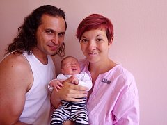 Petr Henc se narodil 20. června 2017 v 8.48 hodin rodičům Haně a Petrovi Hencovým z Klášterce nad Ohří. Vážil 4,1 kg a měřil 54 cm.