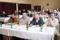 Zasedání jirkovského zastupitelstva.