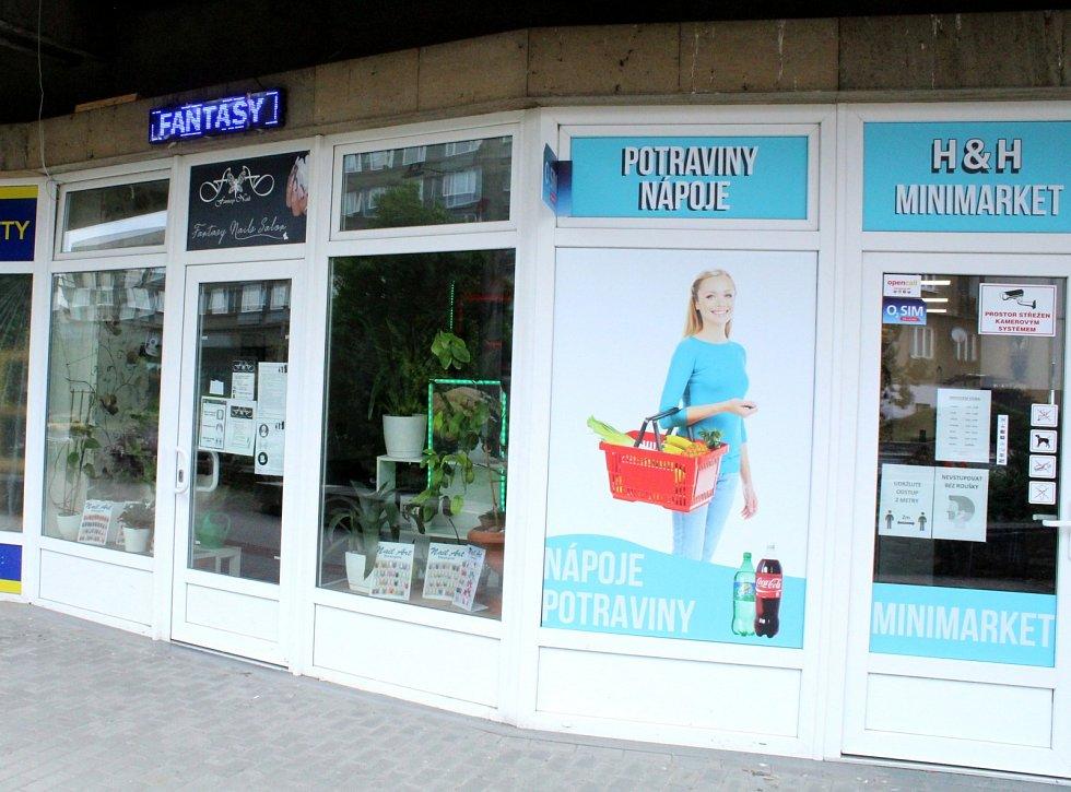 Podívejte se, co je nového v Palackého ulici v Chomutově.
