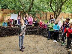 Snímek z loňského příměstského tábora v zooparku