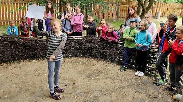 Příměstský tábor v zooparku
