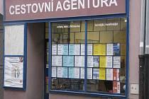 Cestovní agentura fungovala v Ruské ulici.