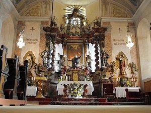 Kostel sv. Jiljí v Jirkově