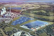 V bývalých elektrárnách Prunéřov by mohla být gigafactory