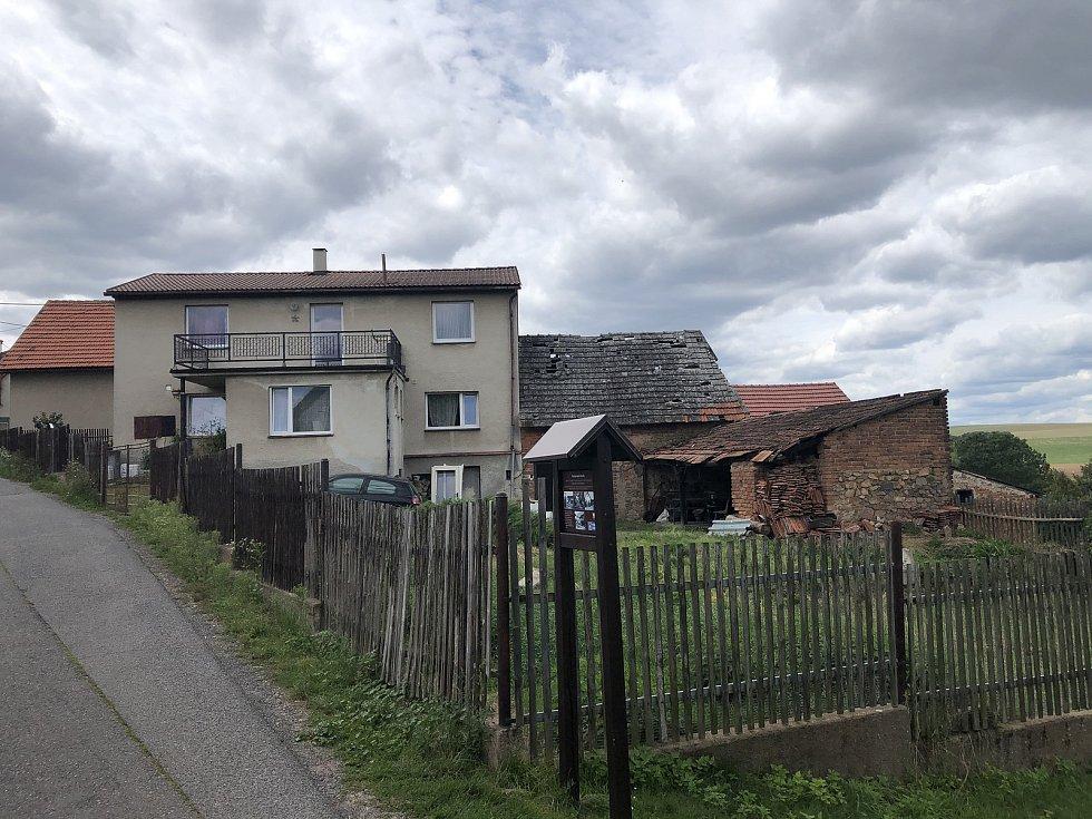 Dům ze seriálu Chalupáři.