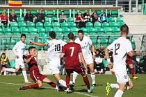FC Chomutov - AC Sparta Praha B 2 : 1.