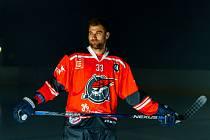 Chomutov představil nové dresy pro krajskou hokejovou ligu.