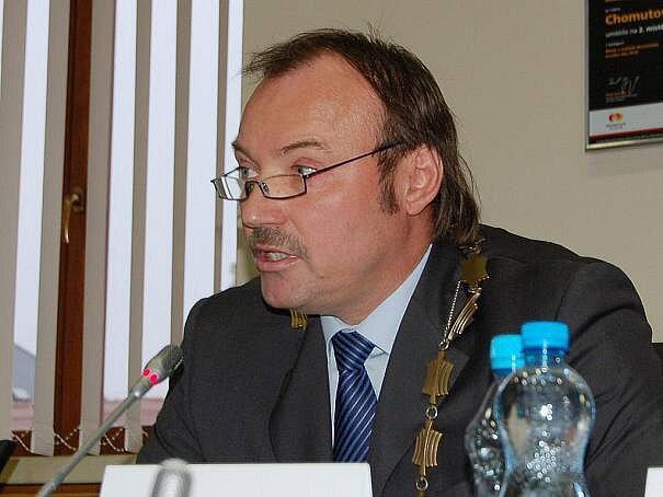 Bývalý primátor Jan Mareš.