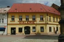 Městská galerie v Jirkově.