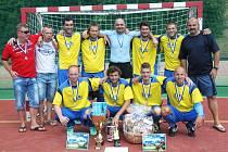 Třiadvacátý ročník LOGISTIC EURO BUS CUPU vyhrál tým L. A. Interiér, který ve finále porazil Sport Restaurant Jirkov 4:0.