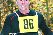 Jan Zelenka byl nejlepším běžcem nad šedesát let.