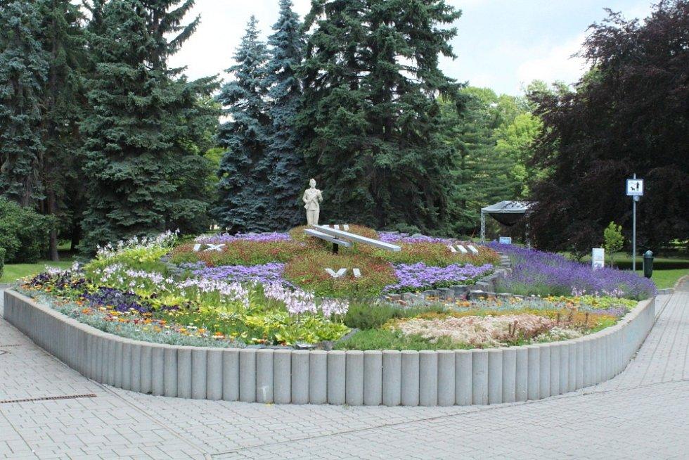Co je nového v Chomutově: Ulice Božany Němcové.