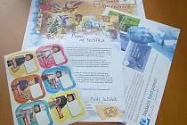 Ježíšek přečte každý dopis a na na všechny odpoví. Loni potěšil svou odpovědí na čtyřicet pět tisíc lidí.