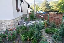 Jedna ze soutěžních zahrad