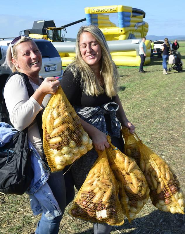 Slavnosti cibule v Račeticích v roce 2019