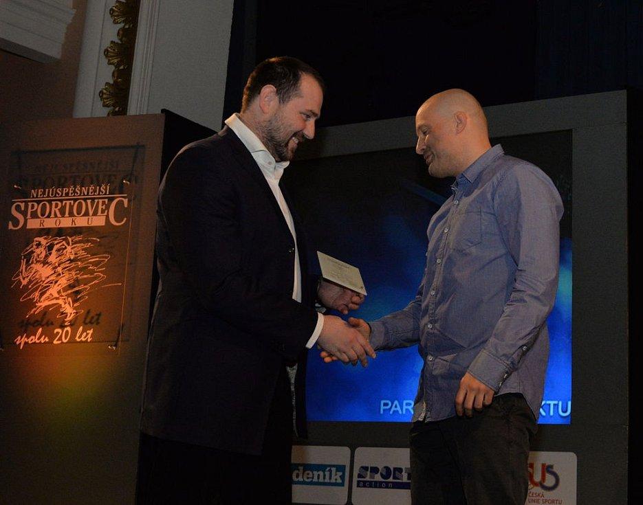 V kategorii Trenér roku získal 2. místo Ladislav Šnelly z Czech Wrestling Chomutov, zápas řeckořímský.