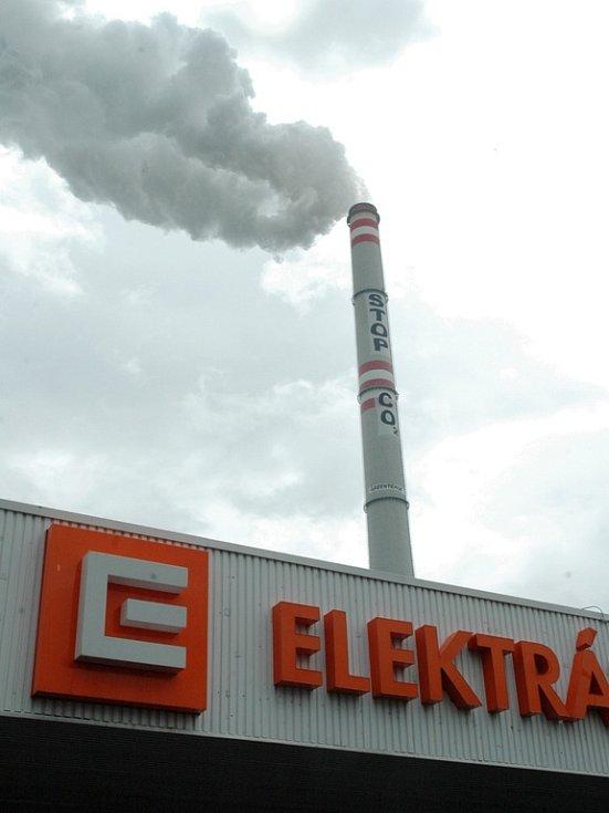 Elektrárna Prunéřov II.
