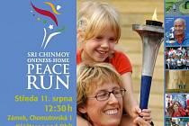 V Klášterci se zastaví běžci s mezinárodní Mírovou pochodní.