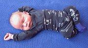 Tobiáš Kubeš se narodil 11. května 2018 v 8.51 hodin mamince Kláře Kubešové. Měřil 50 cm a vážil 3,76 kg.