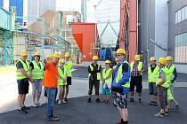 Se Šťávou za poznáním, aneb tři víkendové exkurze v Elektrárně Tušimice. To je další projekt firmy ČEZ, který nabízí zájemcům spoustu šťavnatých slev a tipů pro volný čas.